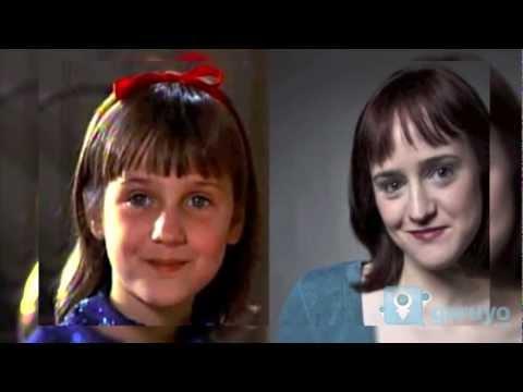 Los ni ños famosos de los años 90's el antes y el después. Feliz día del niño 2013