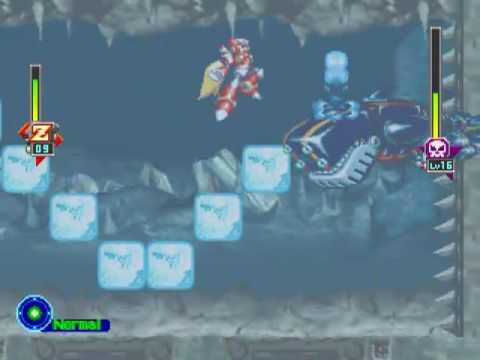 Megaman X5 - Boss Fights