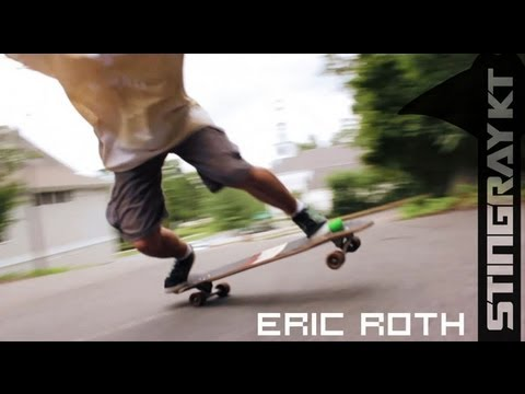 Nelson Longboards Stingray KT - Eric Roth