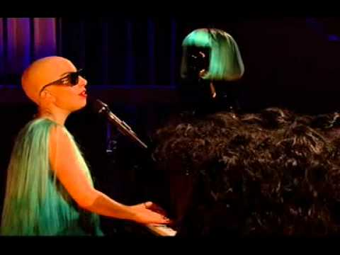 Lady Gaga Hair Paul O'Grady Show June 2011 Music Videos