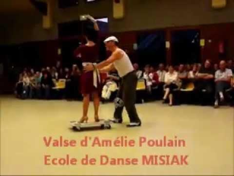 valse d am 233 lie poulain ecole de danse misiak