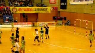 日本ハンドボールリーグ☆2009 Rally Game◎=