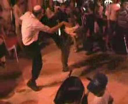 Tzfat Klezmer Festival 2007 ,unique klezmer dances ,part2