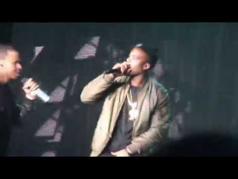 [Video] Chris Brown & Trey Songz Bring Out R. Kelly, Keith Sweat, T.I., Jeezy, Future, B.o.B, Que, OG Maco, Yo Gotti & Fabolous In ATL