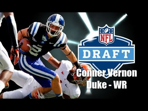 Conner Vernon - 2013 NFL Draft Profile