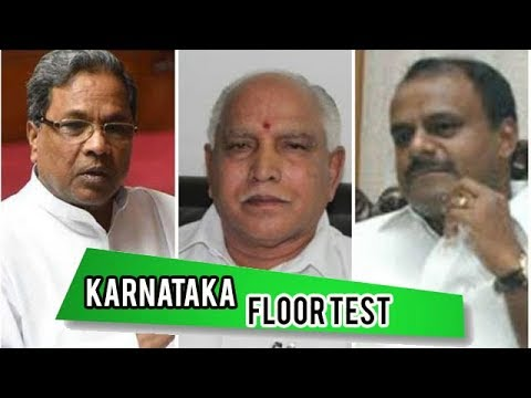 Will BJP be able to win floor test in K'taka? | Debate on Karnataka Floor test | Part 1 | ABN telugu