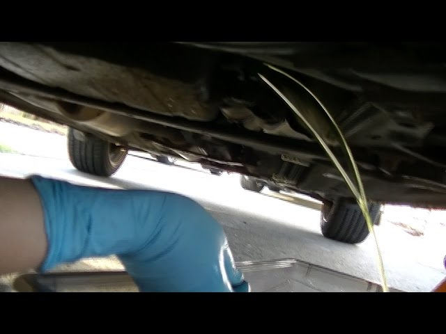 Rotard and Friends presents: RX8 Coolant Change