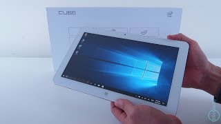 Cube Mix Plus Review - Fastest Cheap Windows 10 Tablet