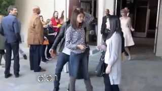Taylor Swift   Zac Efron Dance Dare The Ellen DeGeneres Show 2012)