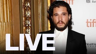LIVE: 'The Death and Life of John F Donovan' Premiere With Kit Harington and Natalie Portman