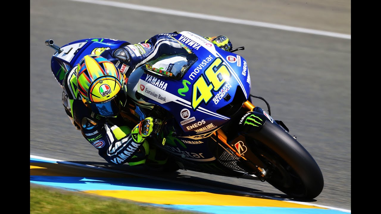 in the hot seat with valentino rossi at the le mans motogp 2014 youtube. Black Bedroom Furniture Sets. Home Design Ideas