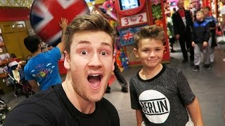 BIGGEST TOY SHOP IN THE WORLD