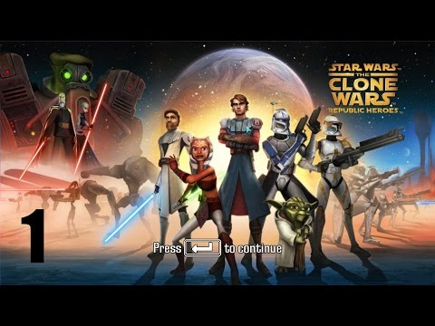 Star Wars: The Clone Wars Republic Heroes скачать торрент