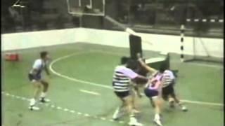 Basquetebol :: Sporting - 75 x Porto - 87 de 1990/1991