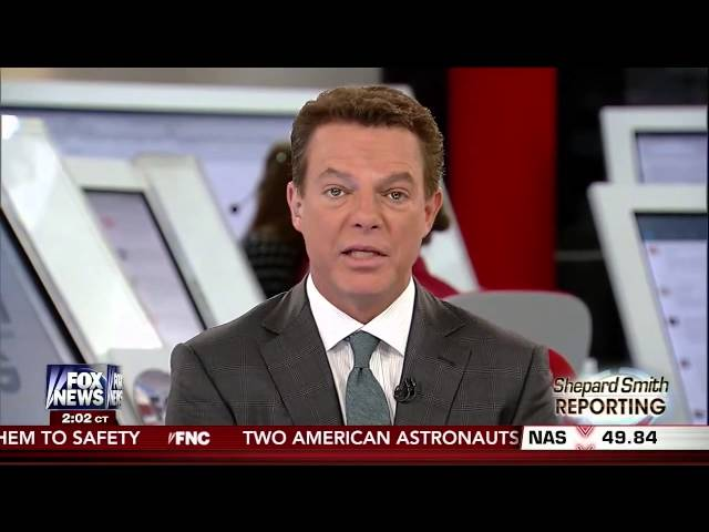 "Shep Smith's rejoinder to ""irresponsible"" Ebola coverage"