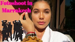 FOTOSHOOT IN MARRAKECH| IMAANI NOELLE VLOG #51