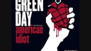 Watch Green Day Whatsername video