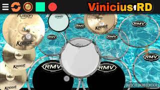Real Drum- CONTRÁRIO (Jonas Esticado)