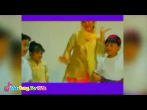Menabung - Saskia & Geofanny - The Song For Kids Official