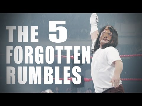 5 Forgotten Royal Rumble Matches - 5 Things video