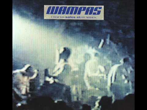 Les Wampas - Touche Pipi