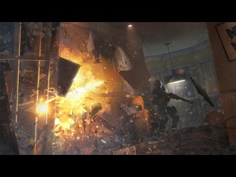 Rainbow Six Siege - E3 Awards Trailer