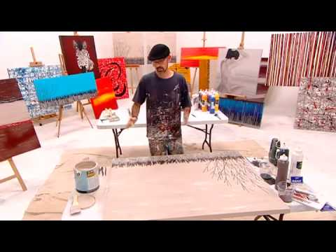 0 ART LESSONS INTERIOR DECORATING   Learn to create your own designer art