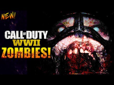 COD WW2 ZOMBIES - BRAND *NEW* INFORMATION! (3rd Person Zombies?)