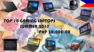 Best laptops UNDER PHP 30,000 SUMMER 2017 PHILIPPINES