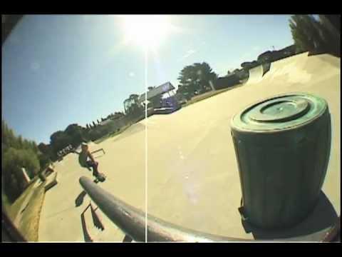 Shane O'neill Gisborne Skatepark