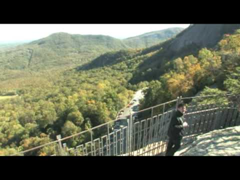 Chimney Rock State Park - Best Scenic Park - North Carolina 2008