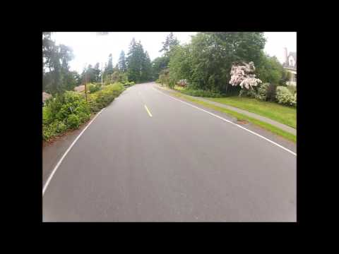 Those Amateur Days: Longboarding through Marine View