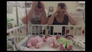 4 babies born to army wife with cancer