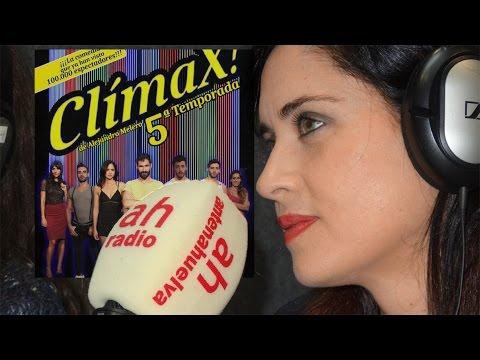 Entrevista a Berta Hernandez (Antena Huelva Radio)