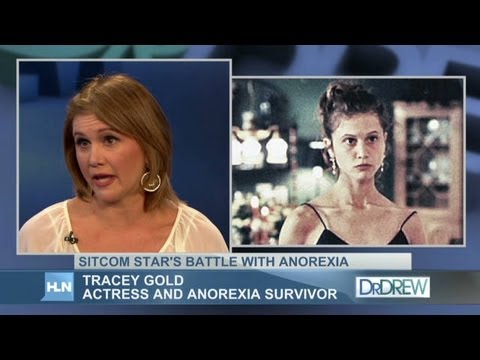 Tracey Gold's battle with anorexia