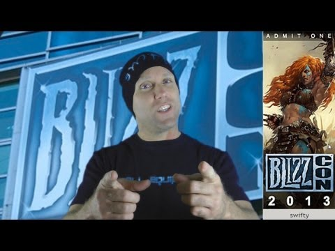 Swifty Trick - How to get Blizzcon Tickets
