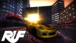 Need for Speed Most Wanted - RUF Rt12R - Test Drive - Preview