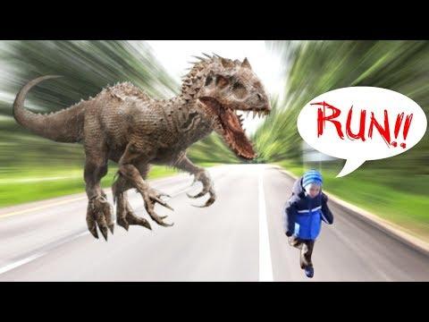 Bebes - La primera vez que ves a un dinosaurio...