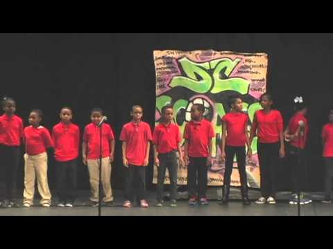 2013 DC SCORES Poetry Slam!: Burrville Elementary School