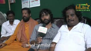 Snehan At Paadhasaarigal Movie Song Recording