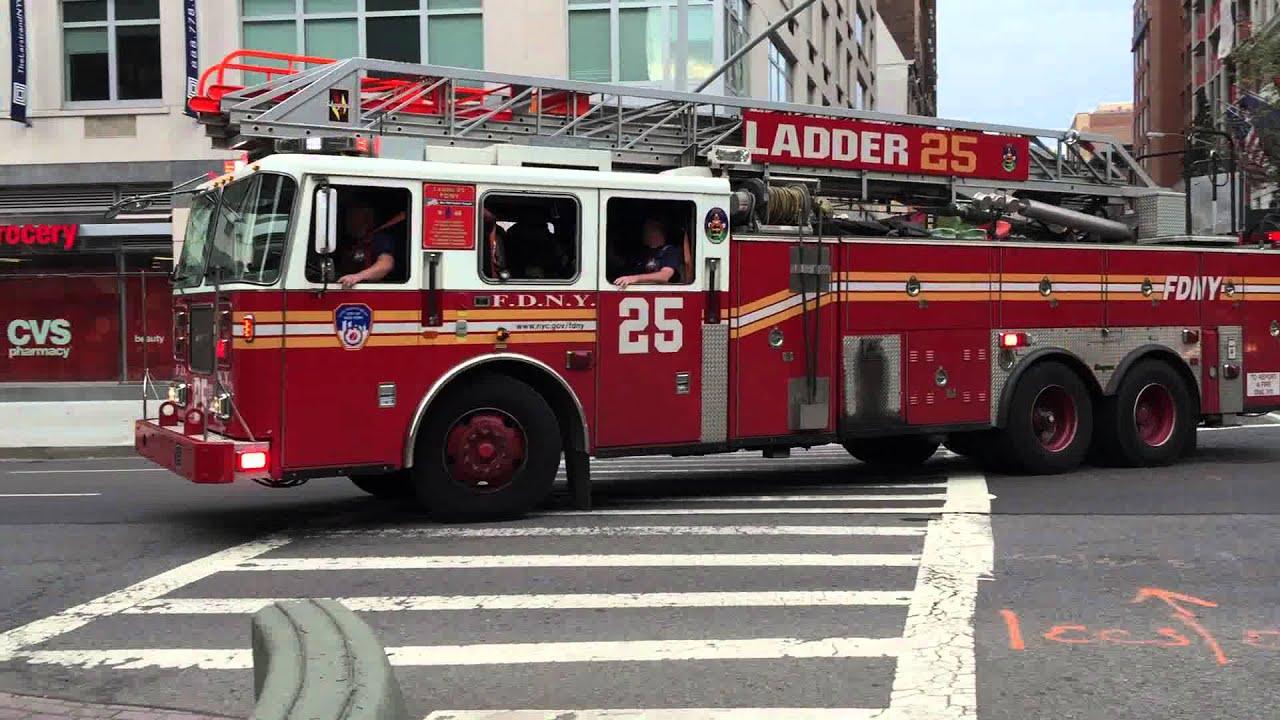 Fdny Ladder 25 Fdny Ladder 25 Fdny Ssl-25