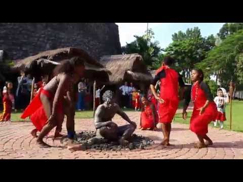 Nayon Filipino - Aeta Dance