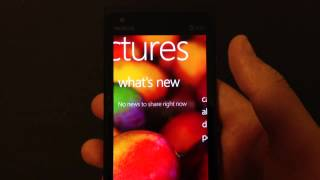 Nokia Lumia 900 Walkthrough