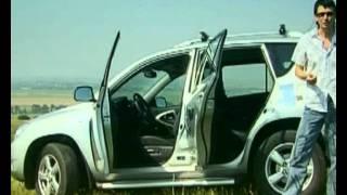 Тест-драйв Toyota RAV4 2.0