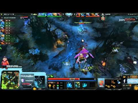 Team Empire vs Team Tinker Game 1   Dota 2 Champions League @TobiWanDOTA & Clairvoyance