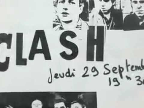 The Clash- Brand New Cadillac (Music Video)