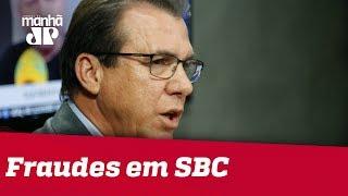 Luiz Marinho se apresenta, ameaça processar Villa e nega fraudes em SBC | Jornal da Manhã