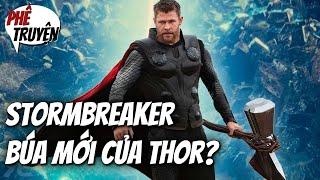 STORMBREAKER - Búa mới của Thor là gì?