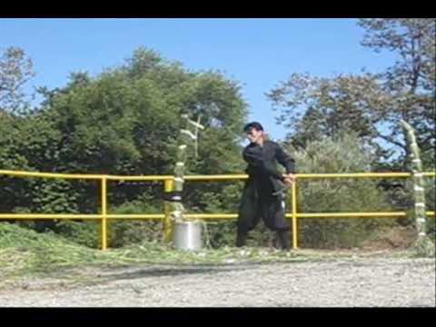 ninjitsu manual training