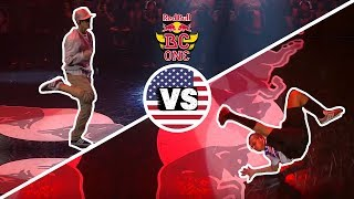 Lilou vs Cloud   Red Bull BC One World Final 2009   FINAL ROUND